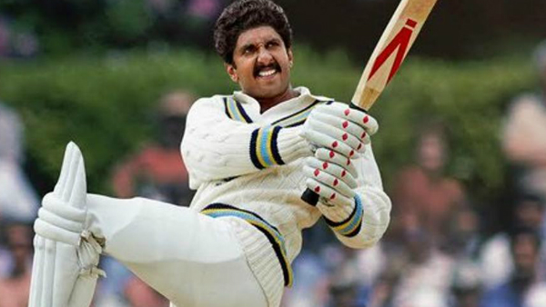Kapil Dev On Ranveer Singh Recreating His Classic Natraj Shot