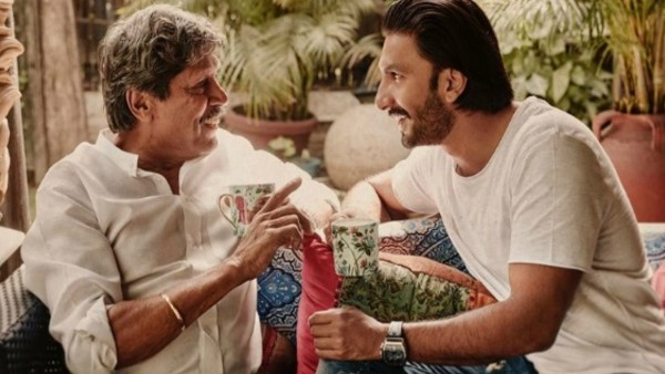 Kapil Dev On How Ranveer Singh Prepped Up For His Role