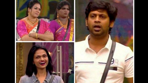 BB Tamil 4: Netizens Slam Rio, Nisha And Archana