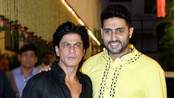 Abhishek Bachchan Recalls Shah Rukh Khan's Advice For Him!