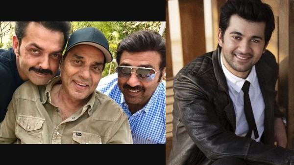Three Generations Of Deols In Apne 2: Dharmendra, Sunny Deol, Bobby Deol And Karan Deol Team Up For The Sequel