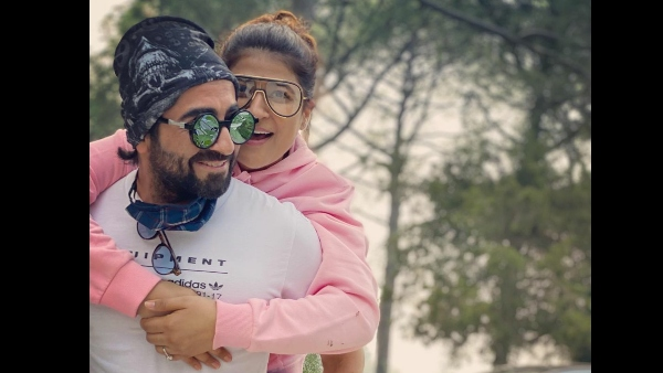Ayushmann Khurrana And Tahira Kashyap's Wedding Anniversary Wishes To Each Other Is Couple Goals!