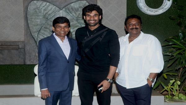 Bellamkonda Sai Sreenivas On His Bollywood Debut
