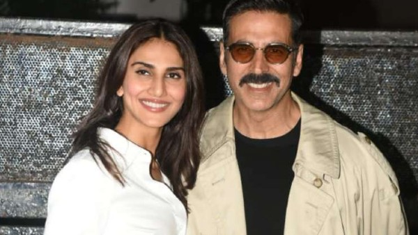 Vaani Kapoor Feels Grateful To Be Sharing Screen Space With Akshay Kumar