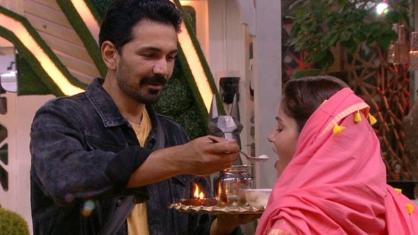 Rubina Dilaik On Her Equation With Husband Abhinav Shukla