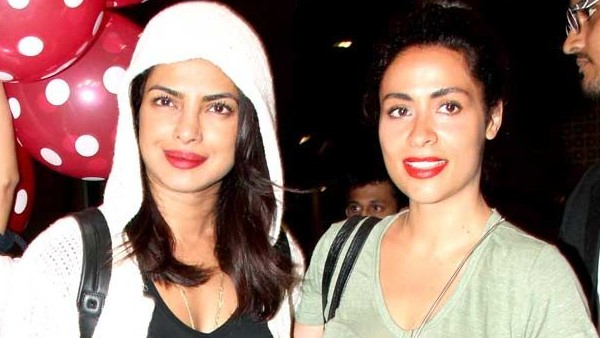 When Priyanka Chopra Was Saved By Her Quantico Co-Star Yasmine Al Massri From Getting Injured On Set