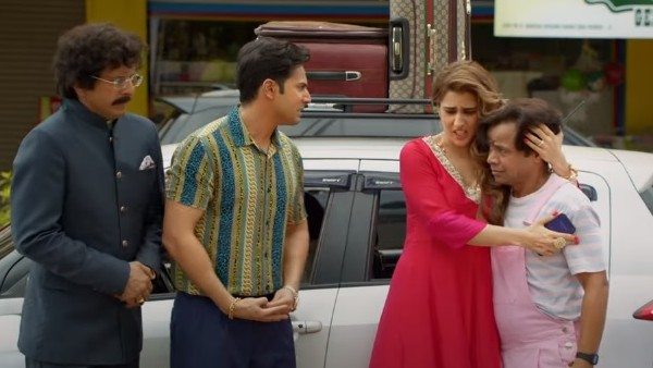 Coolie No.1 Trailer: Varun Dhawan And Sara Ali Khan's Comedy Of Errors Promises A Light-Hearted Ride