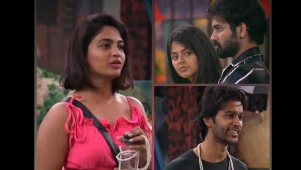 Bigg Boss Telugu 4: Monal Gajjar, Harika Turn Against Akhil And Abijeet In The Nomination Process