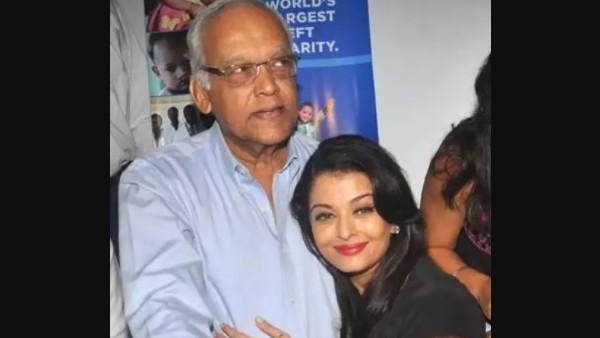 Aishwarya Rai Bachchan Shared A Close Bond With Her Dad