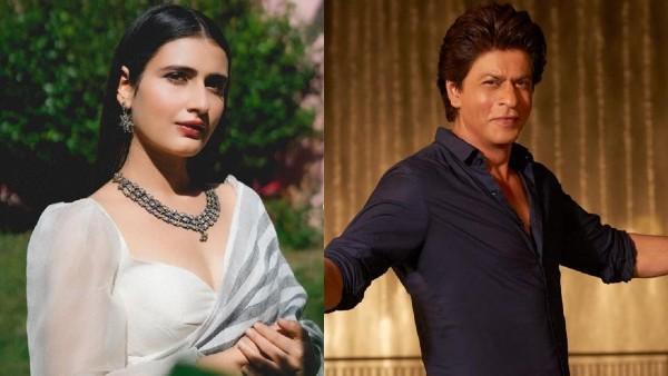 Fatima Sana Shaikh On Shah Rukh Khan: When He Is In Front Of Me 'Meri Toh Hawayein Udd Jaati Hai'