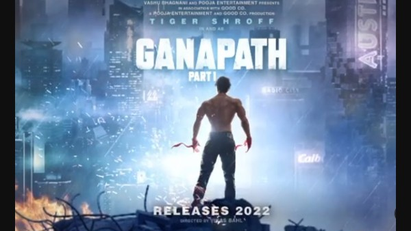 ALSO READ: Ganapath First Look: Tiger Shroff Gears Up For Some Action And Thrill In The Teaser Poster