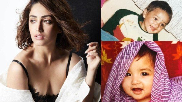 Yami Gautam Birthday Special: 6 Times The Actress Blessed Our Instagram Feed With Her Adorable Childhood Photos