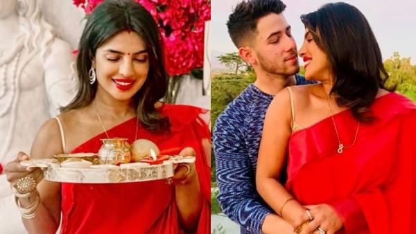 ALSO READ: Priyanka Chopra Dazzles In Red As She Celebrates Karwa Chauth With Hubby Nick Jonas