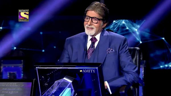 KBC 12: Amitabh Bachchan says he Was Surprised When He Was Chosen For Zanjeer By Javed Akhtar