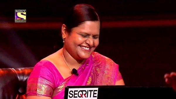KBC 12:  7 Crore Question That Got Crorepati Anupa To Quit