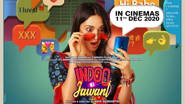 Its Happening! Kiara Advani Shares Her Excitement Announcing The Release Of Indoo Ki Jawani