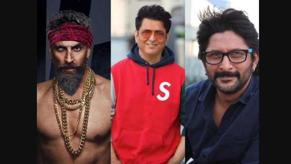 Arshad Warsi To Play Akshay Kumar's Friend In Bachchan Pandey