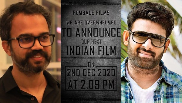 KGF 2 Director Prashanth Neel To Direct Prabhas?