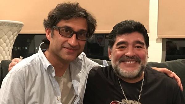 RIP Maradona: Asif Kapadia Mourns The Demise Of Legend