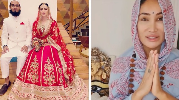 Sana Khan Compared To Sofia Hayat After Quitting Industry & Getting Married; Latter Reacts thumbnail