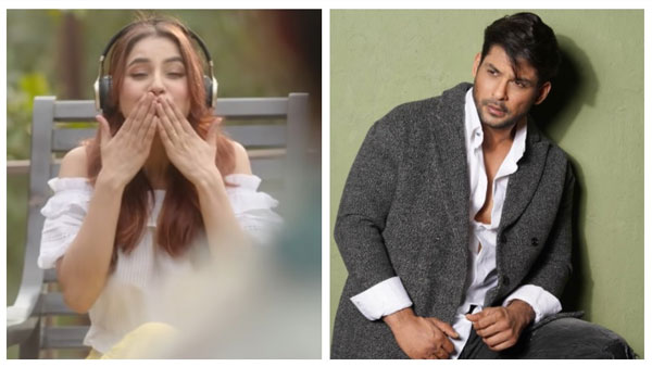 Sidharth Shukla & Shehnaaz Gill's New Music Video 'Shona Shona' Is Perfect Gift For Sidnaaz Fans