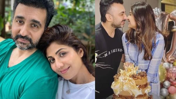 Shilpa Shares A Glimpse Of Her Anniversary Celebration