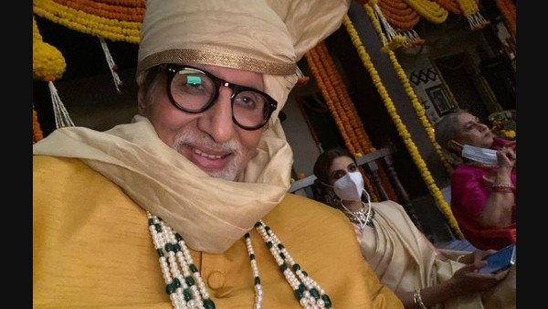 Amitabh Bachchan Expresses His Happiness