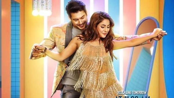 Sidharth Shukla & Shehnaaz Gill's New Music Video 'Shona Shona' Is Perfect Gift For Sidnaaz Fans