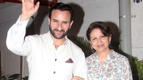 Saif Ali Khan Says His Mother Was Satyajit Ray's Muse