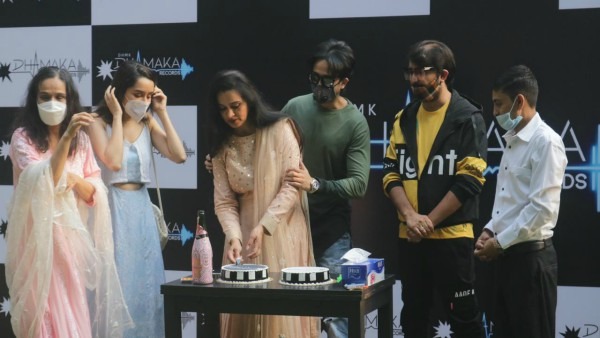 On Her Birthday, The Beautiful Star Padmini Kolhapure Announces Her Own Music Label Dhamaka Records