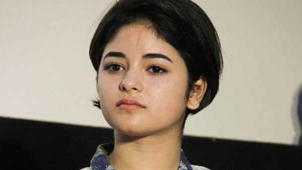 Zaira Wasim Requests Fan Pages To Take Down Her Pictures From Social Media: Pens A Note On Her Insta Page