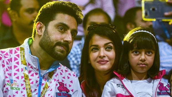 Abhishek Bachchan Reveals How Amitabh Bachchan & Aishwarya Rai Bachchan Are Connected To Jaipur Pink Panthers