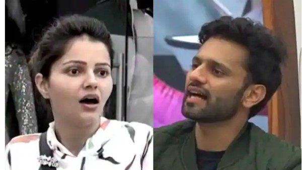 Bigg Boss 14: Rahul Accuses Rubina Of 'Breaking The Balance'