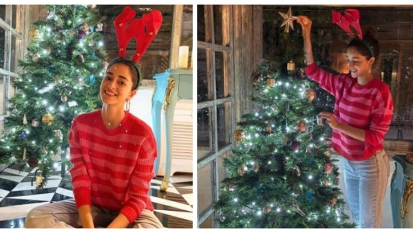 ALSO READ: Ananya Panday Celebrates Christmas In All Its Glory; Dons A Simple Yet Super Chic Outfit!