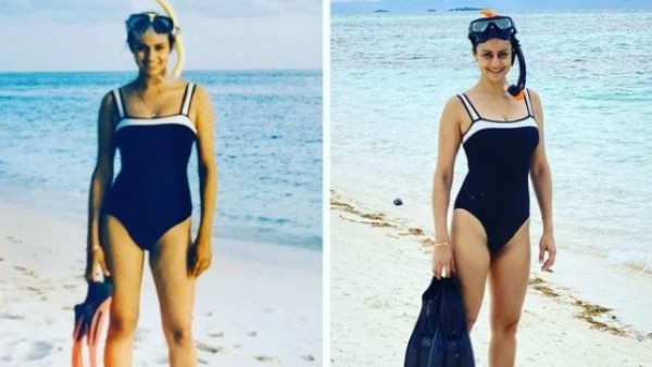 Gul Panag On Posing In Her 20-Year-Old Swimsuit: It's Amazing That I Fit Into The Same Clothes That I Wore At 20