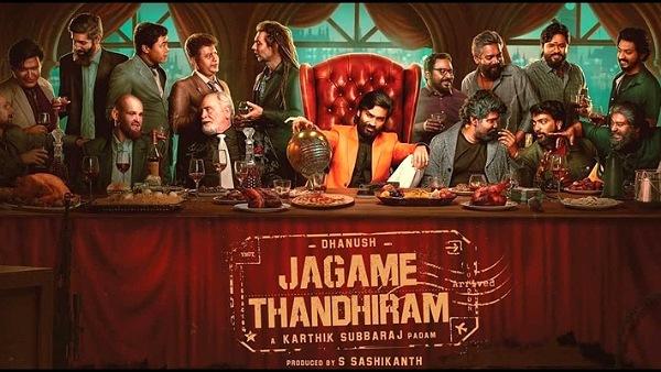 Dhanush's Jagame Thandhiram Twitter Review