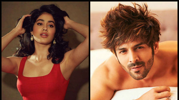 What's Brewing Between Kartik Aaryan & Janhvi Kapoor?