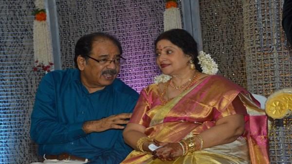 Veteran Actress Jayachitra's Husband Ganesh Passes Away