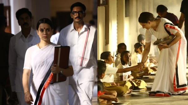 Thalaivi: Kangana Ranaut Pays Tribute To Jayalalithaa On Her Death Anniversary With New Stills From Her Film