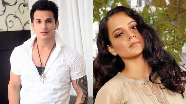 Prince Narula Calls Out Kangana Ranaut For Anti Farmers' Protest Tweets