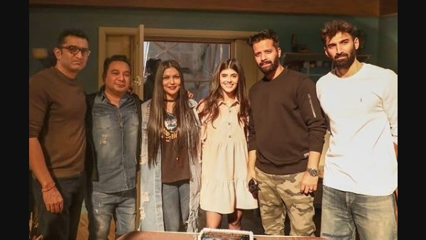 ALSO READ: Aditya Roy Kapur's Om: The Battle Within Goes On Floors; Sanjana Sanghi Shares A Glimpse From First Day Of Shoot
