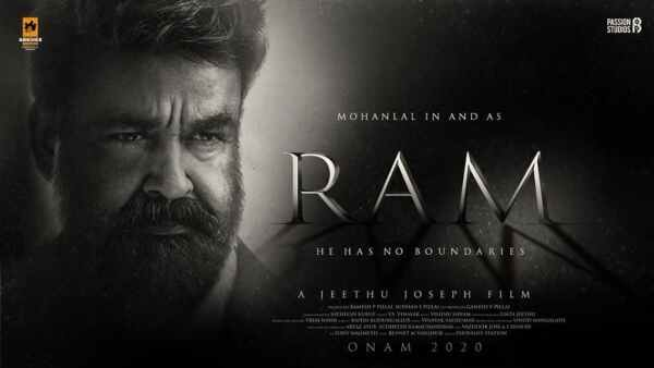 Mohanlal's Ram: Dubbing Works Of The Project Begin!