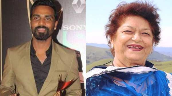 Remo D'Souza Reveals Late Saroj Khan Wanted Him To Make Her Biopic