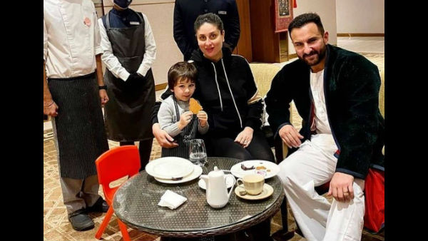 Saif Ali Khan Mocks Trolls For Trolling Taimur? 'Can Get Frustrating Being Penned In A Small Apartment In The Big City'