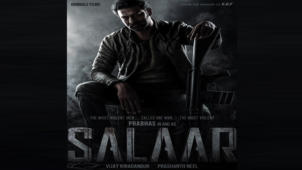Salaar: Prabhas To Star In KGF Director Prashanth Neel's Next