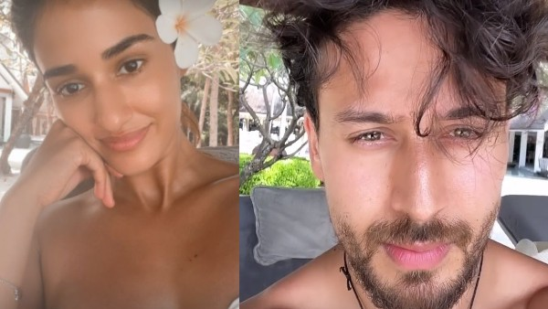 Disha Patani & Tiger Shroff Share Stunning Photos From Their Maldives Vacation & We Are All Hearts Over Them!