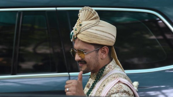 Aditya-Shweta Wedding: Bride & Groom Arrive At Venue