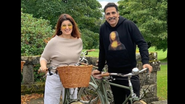 ALSO READ: Akshay Kumar's Quirky Birthday Wish For Twinkle Khanna: Here's To Another Year Of Questionable Life Decisions