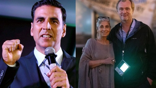 Akshay Kumar Lauds Dimple Kapadia After She Receives Note From Christopher Nolan; 'Couldn't Be More Happy & Proud Of Ma'