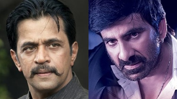 Arjun Sarja To Play The Main Antagonist In Ravi Teja Starrer Khiladi?